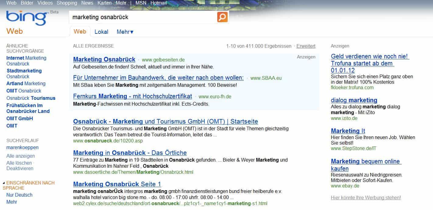 So werden Sie gefunden: Lokales Suchmaschinenmarketing - marenkoeppen