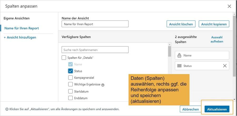 marenkoeppen_LinkedIn-Kampagnen_Report-einrichten-2